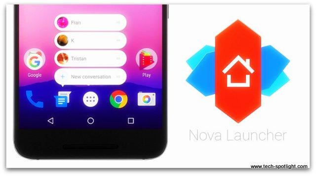 تحميل نوفا لانشر Nova Launcher أفضل لانشر لاندرويد