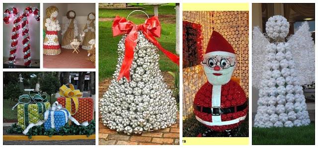 14-adornos-navideños-con-botellas-recicladas