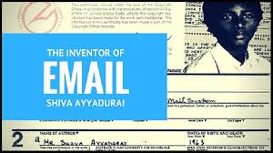 Email telah Diciptakan oleh  Bocah India berusia 14 tahun 32 tahun yang lalu