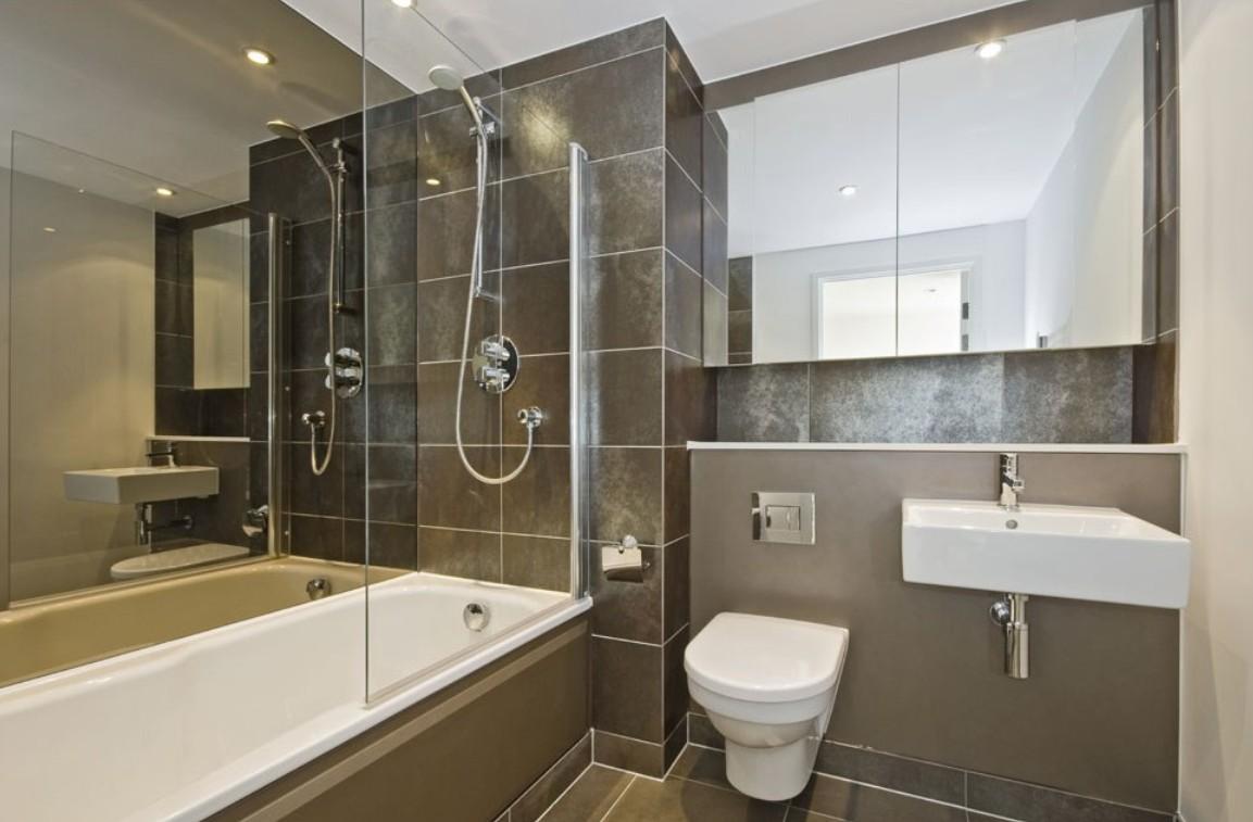 Một số ý tưởng thiết kế phòng tắm sang trọng, đẹp mắt