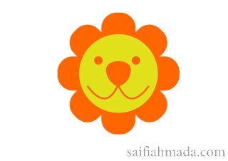 inkscape lion head funny