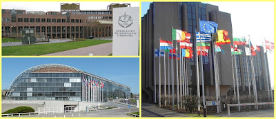 Instituciones Europeas en Luxemburgo