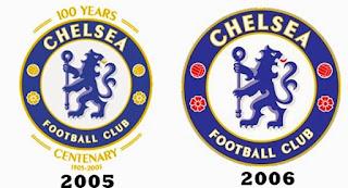 logo Chelsea 2006