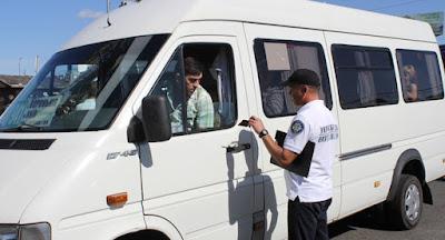 Укртрансбезопасность всего за 2 дня выявила у перевозчиков более 300 нарушений