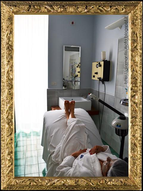 Hotel della Regina Isabella - trattamenti