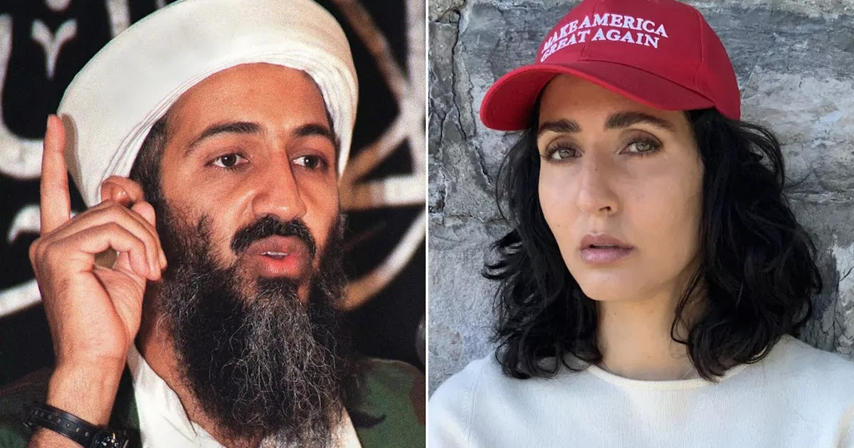 Bin Laden's Niece Endorses Trump And Says That Those Who Don't Love America Should Leave