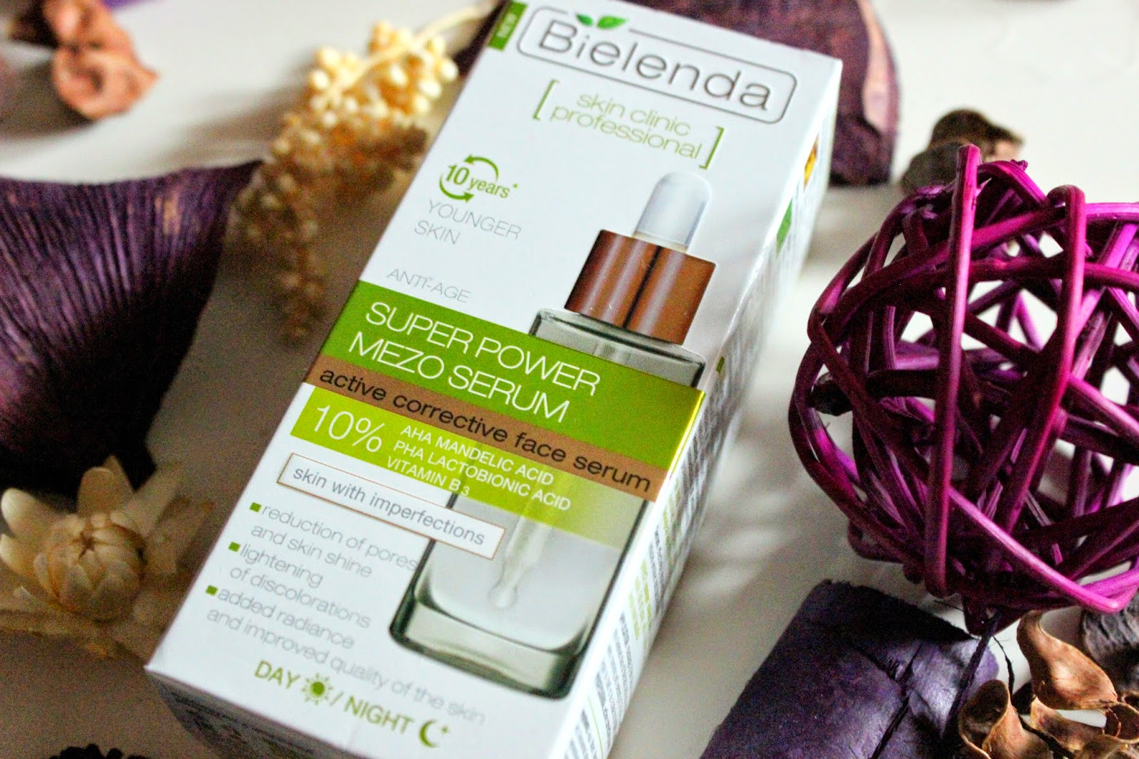 Bielenda - SUPER POWER MEZO SERUM