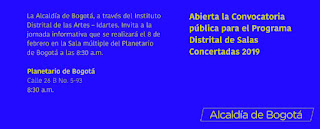 POS 2 Convocatoria Salas Concertadas 2019.