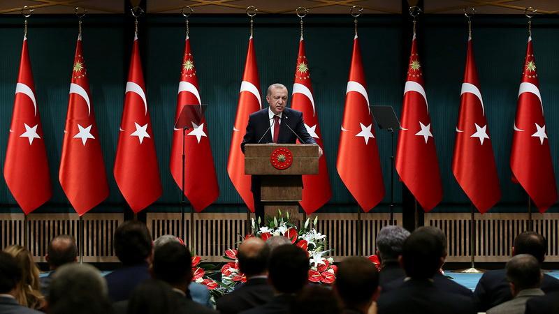 """Προεκλογικό """"πυροτέχνημα"""" Ερντογάν: Δημοσιοποίηση απόρρητων εγγράφων της Συνθήκης της Λωζάνης"""