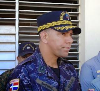 Resultado de imagen para general de la policia Romer López