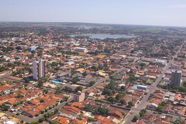 Três Lagoas MS é uma das maiores cidades em número de habitantes