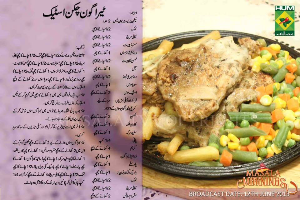 Marinate Chicken Breast For Pan Fry