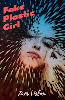 Fake Plastic Girl by Zara Lisbon, book cover and review