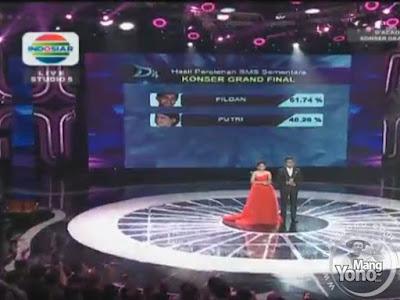 Juara Dangdut Academy 4 (DA4) Indosiar