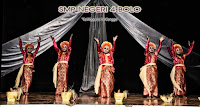 SMPN-4 Bolo Sabet Juara 1 Lomba Musikalisasi Puisi dan Tari Kreasi di Ajang FSBP