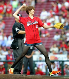 Asian Tall Women Blog: Megumi Kurihara 栗原恵 187cm