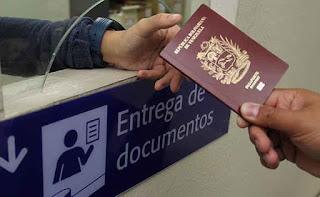 Menores de edad no podrán prorrogar pasaporte venezolano. La prórroga del pasaporte en Venezuela no incluirá a los menores edad.