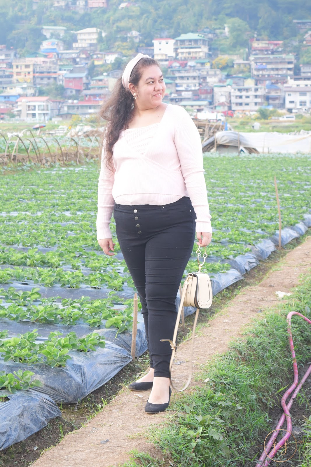 Strawberry Farm | What I Wore