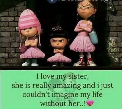 sister shayari love