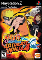 Naruto Shippuden: Ultimate Ninja 4 (PS2) 2007