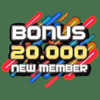 Pokerseksi Seksipoker promo bonus new member 20.000