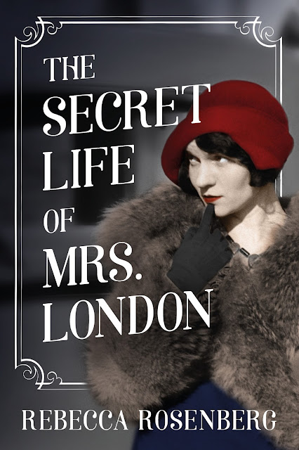 the-secret-life-of-mrs-london, rebecca-rosenburg, book