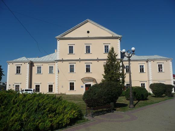 Тернопільський палац