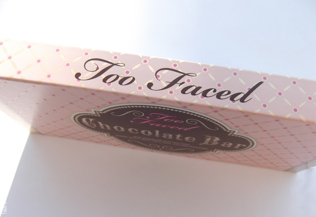 TOO FACED Chocolate Bar EyeShadow - Collection Cocoa Powder
