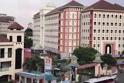Jurusan dan Daya Tampung SPAN PTKIN Universitas Islam Negeri Syarif Hidayatullah Jakarta (UIN Syarif Hidayatullah Jakarta)