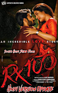 Rx 100 (2019) Dual Audio Hindi UnCut HDRip | 720p | 480p