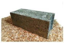 Gạch block bê tông cốt liệu thực vật.
