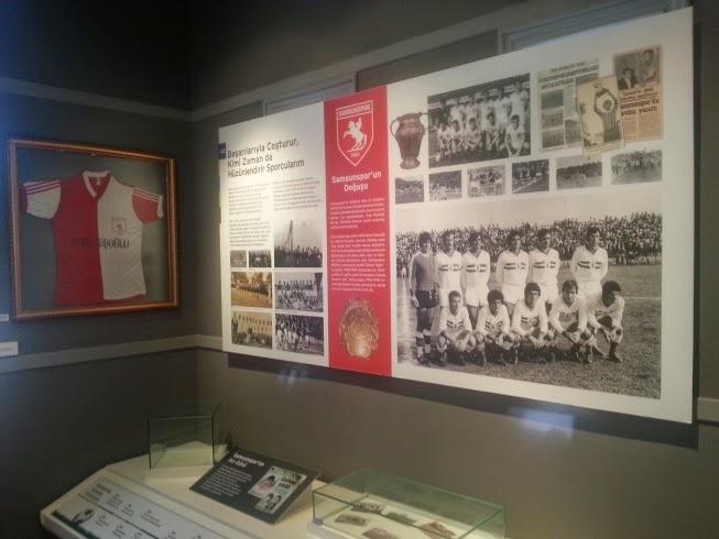 Samsun Kent Müzesi Samsunspor