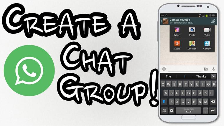 Cara Terbaru Membuat Group WhatsApp Lengkap dengan Link Invite Grup