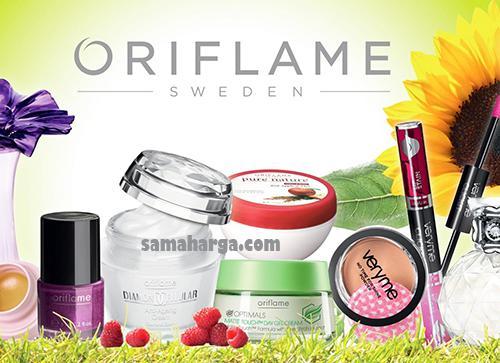 Harga Produk Beauty Oriflame Indonesia