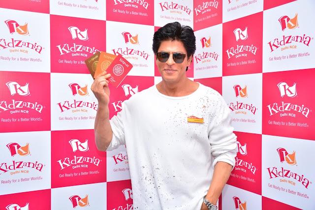 Noida Diary: Shah Rukh Khan, co-promoter of KidZania in Noida Metropolis