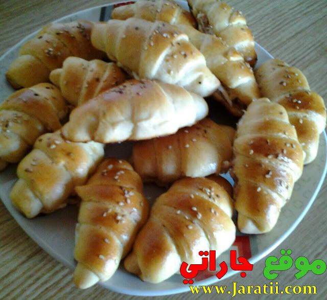 كرواصون مالحة من فطائر رمضان المالحة