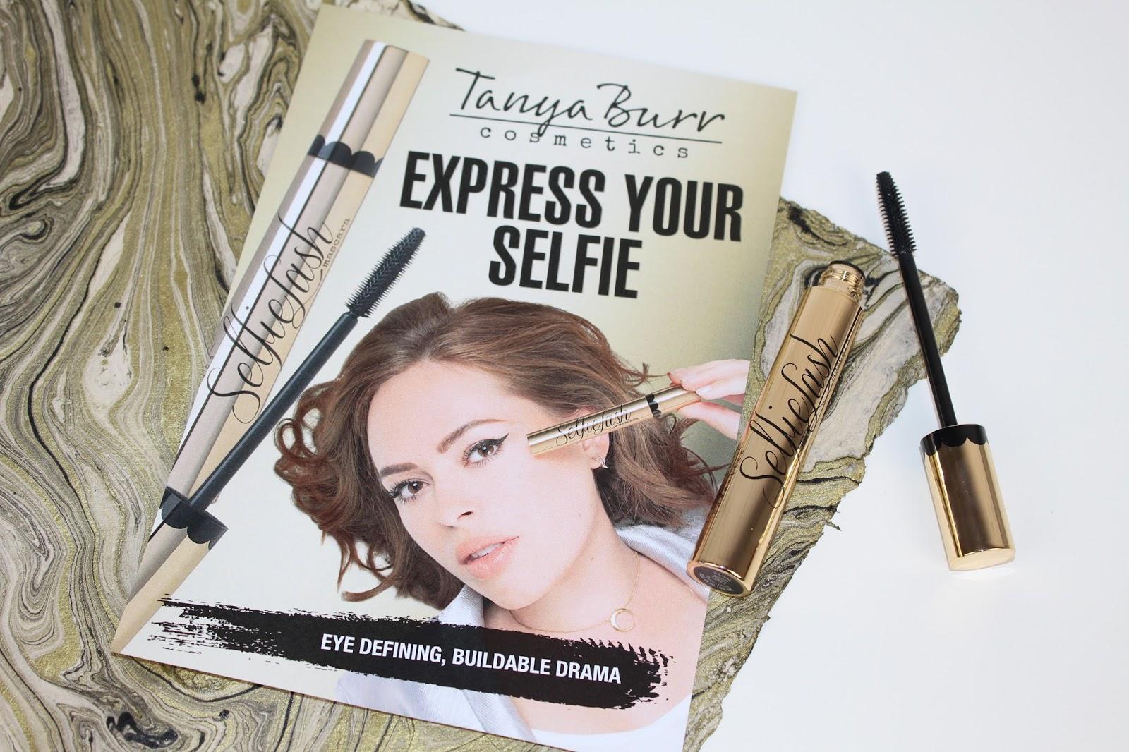 Tanya Burr Selfie Lash Mascara Review and Photos