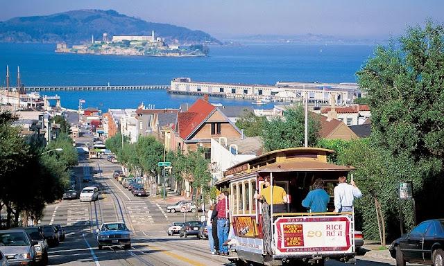 Outras regiões para ficar em San Francisco