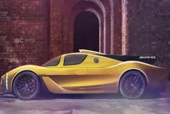Mercedes Craziest Hyper Car – IBC Tamil
