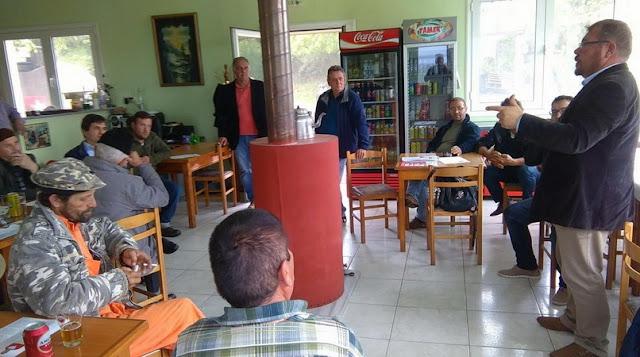 Προεκλογική δραστηριότητα της Λαϊκής Συσπείρωσης Σουφλίου