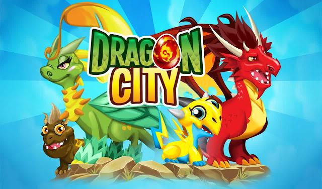 Dragon city Mod Apk android apk