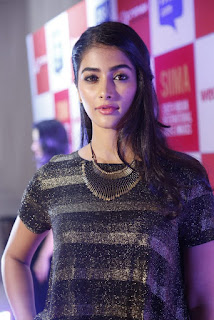 Pooja Hegde in an event