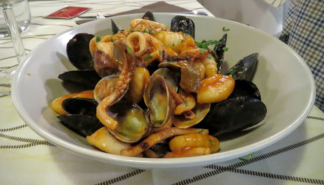 Sicilian Food - mussels