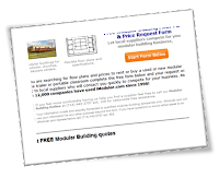 Prices for used and new modular buildings, modular classrooms and prefab structures.
