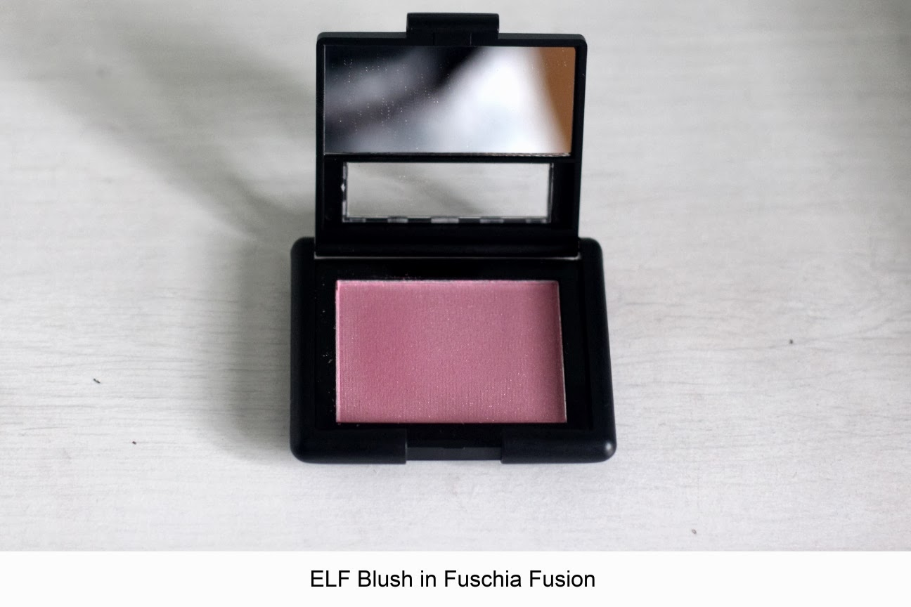 ELF Studio Blush in Fuschia Fusion