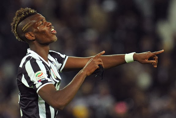 Paul Pogba moved to Juventus in 2012 and has emerged as a key member for the Bianconeri