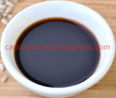 Foto Resep Kecap Manis (Sweet Soy Sauce) Sederhana Buatan Sendiri Ala Rumahan (Homemade) Spesial Asli Enak