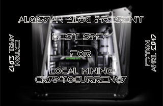Spek Local Mining Cryptocurrency April 2017 - Logo