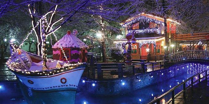 Έτσι θα διαμορφωθεί το Χριστουγεννιάτικο Πάρκο στο Αλκαζάρ της Λάρισας - Τι θα περιλαμβάνει για μικρούς και μεγάλους