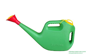 5 ltr plastic watering can